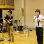 植田新さん&taji